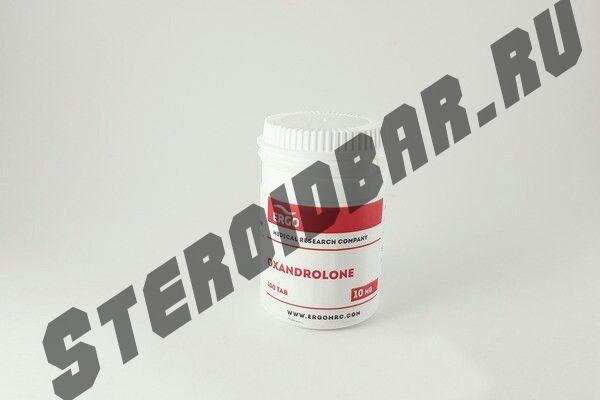 Oxandrolone от ERGO купить