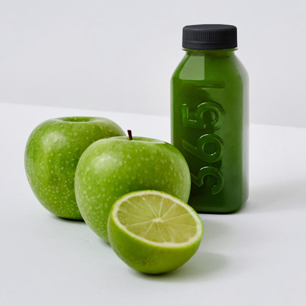 Сок холодного отжима GREEN