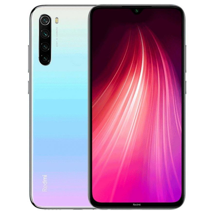 Xiaomi Redmi Note 8T 4/64 Gb White