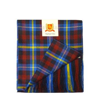 Шотландский кушак (100% шерсть)