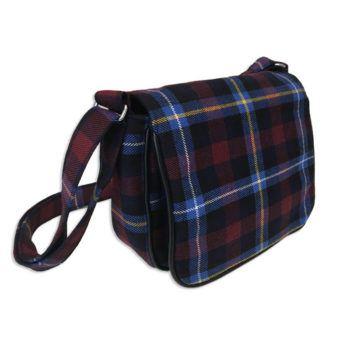 Шотландская сумка (100% шерсть)