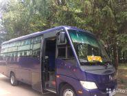 Автобусные пассажирские перевозки Москва-Грузии