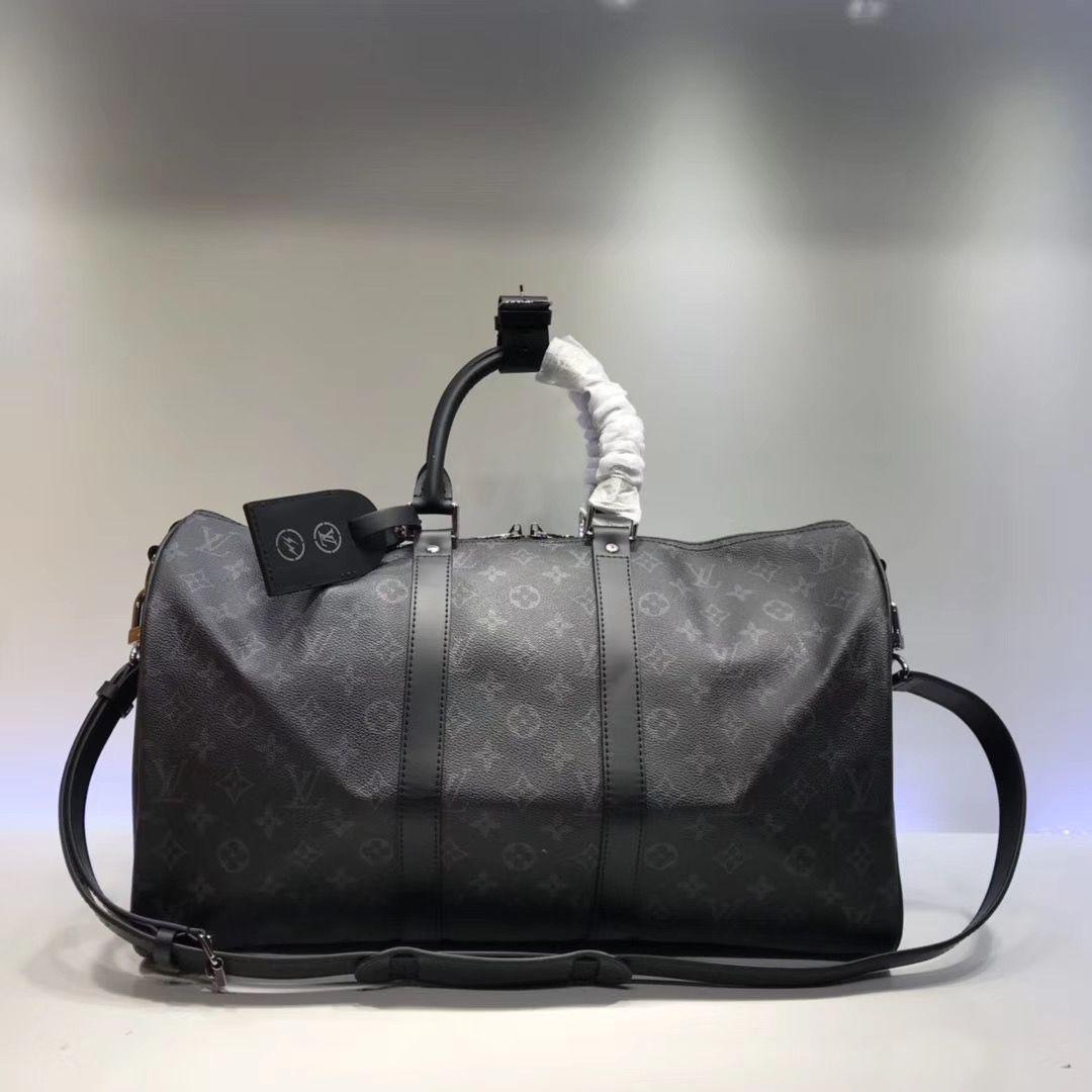 Дорожная сумка LV Keepall 45 Kim Jones