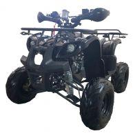 MOWGLI Simple 7+ 125сс Квадроцикл бензиновый черный вид 1