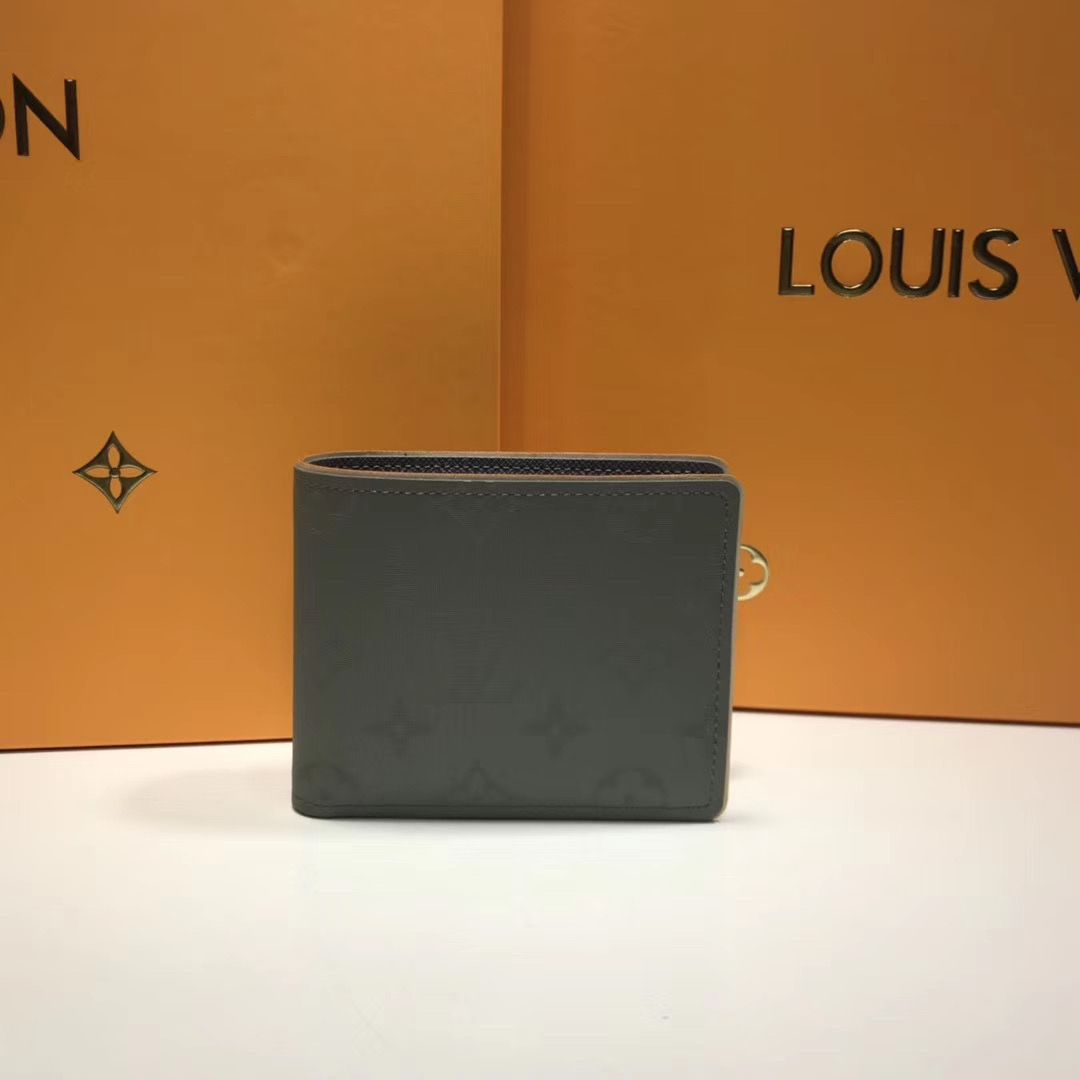 Бумажник Louis Vuitton Multiple  Monogram Titanum