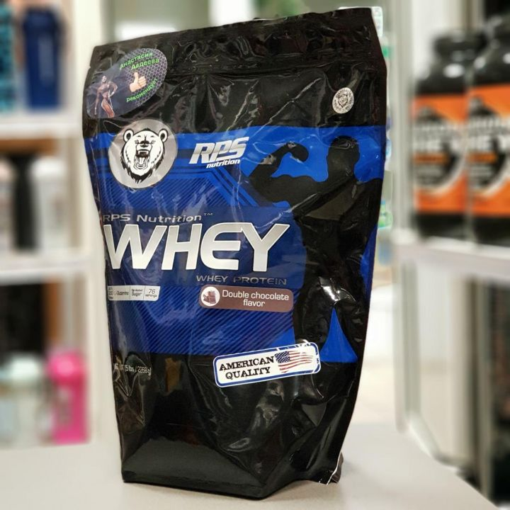 RPS - Whey Protein (2268г)