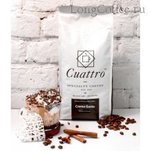 "Кофе CUATTRO ""GUSTO"" SE"