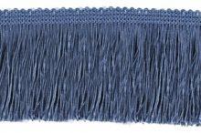 Бахрома 0390-0310, 60 мм/упак.25+/-1м, цвет Н20-синий