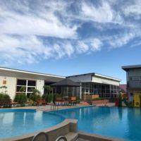 Зона отдыха ULAN Hot Spring Resort