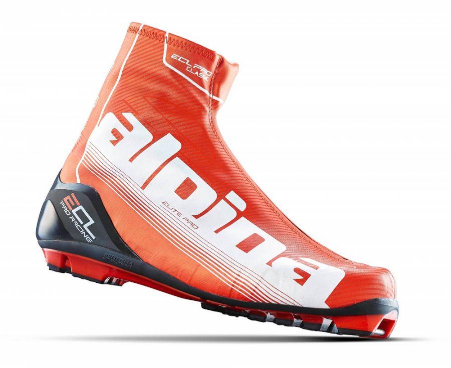 ботинки классические alpina ecl pro 5070-1
