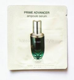 O HUI Phito vital  PRIME ADVANCER Ampoule Serum (sample 1 ml ) - ампульная жизненно важная сыворотка для лица (пробник-саше - 1мл)  от бренда O HUI