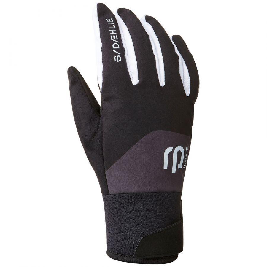 перчатки BD classic 2.0 black