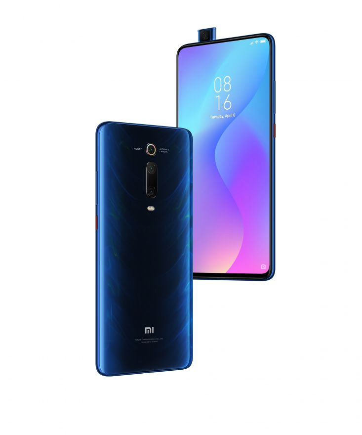 Смартфон Xiaomi Mi 9T 6/128GB Blue
