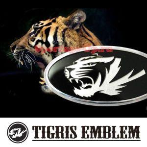 Эмблема Tigris 3D на перед или зад, MBOL