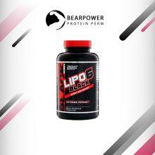 Жиросжигатель Nutrex Lipo-6 Black 120 капс