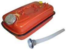 Канистра стальная   5л со сливным устройством
