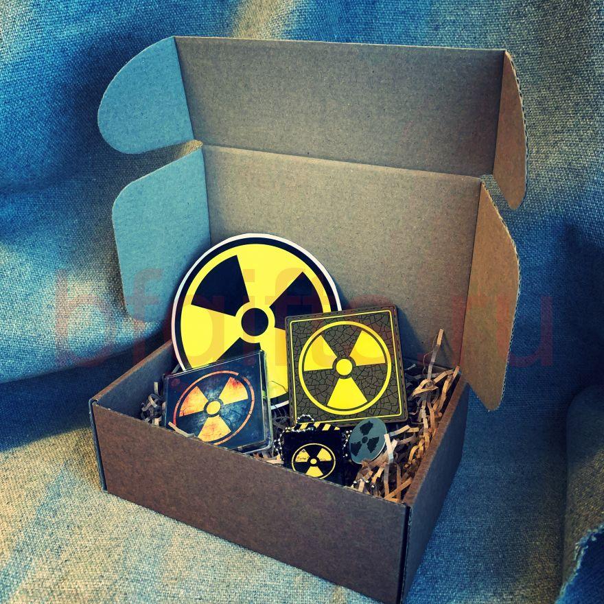 Подарочный набор Радиация