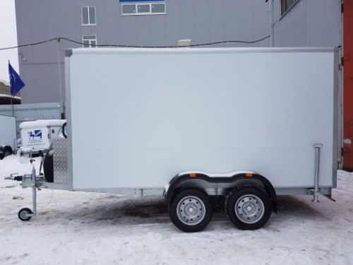 Изотермический фургон Исток