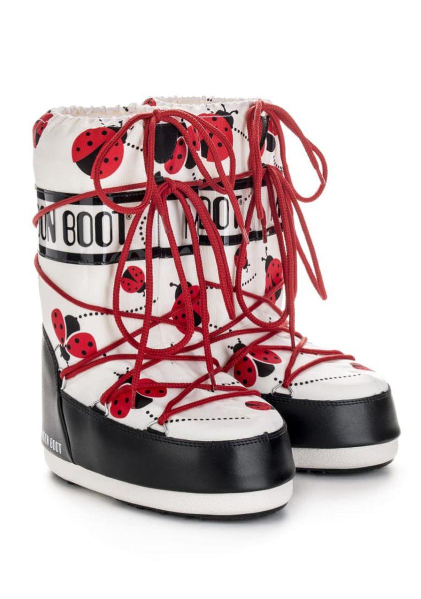 Moon Boot JR Ladybug / 27-30, 31-34, 35-38.