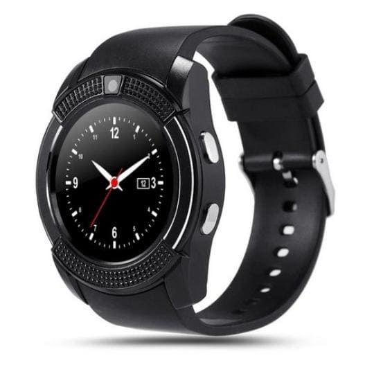 Умные часы Smart Watch V8, черные
