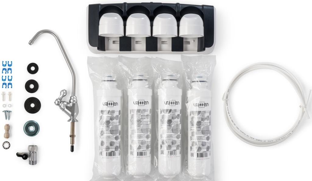 Система фильтров UF под мойку Vatten (с краном)