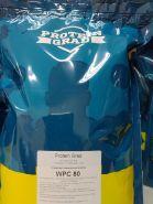 Концентрат сывороточного белка 80% Mlekovita 1 кг Д-П Польша