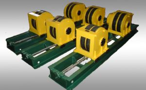 Сварочный роликовый вращатель М61071 (ИЗМСО)