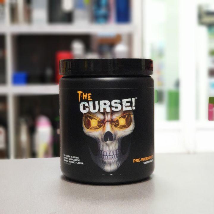 Cobra Labs - The Curse (50 порций)