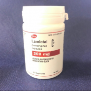 Lamictal (Ламиктал) 200 мг