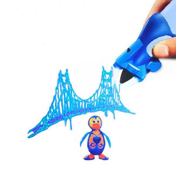 Набор для объёмного рисования I Do 3D Vertical. (Количество: 2 ручки)