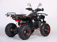 Avantis Classic 8+ 125 сс Квадроцикл бензиновый черный вид 4