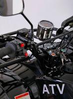Avantis Classic 8+ 125 сс Квадроцикл бензиновый черный вид 7