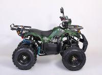 Avantis Classic 8+ 125 сс Квадроцикл бензиновый зеленый камуфляж вид 5