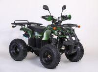 Avantis Classic 8+ 125 сс Квадроцикл бензиновый зеленый камуфляж вид 6