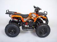 MOTAX Mini Grizlik X-16 BIG Wheel бензиновый оранжевый вид 5