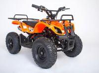 MOTAX Mini Grizlik X-16 BIG Wheel бензиновый оранжевый вид 6