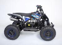 MOTAX Gekkon 70 сс Квадроцикл бензиновый черно-синий вид 5