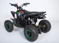 MOTAX Gekkon 70 сс Квадроцикл бензиновый черно-зеленый вид 3