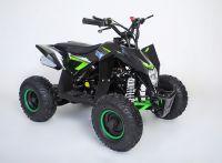 MOTAX Gekkon 70 сс Квадроцикл бензиновый черно-зеленый вид 6
