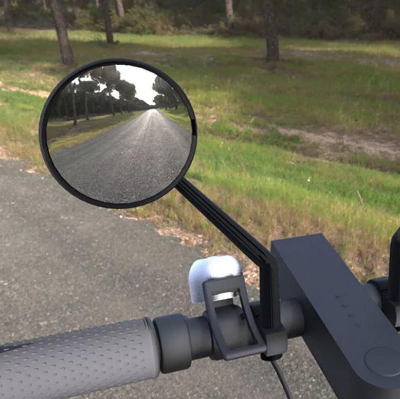 Панорамное круглое зеркало для велосипеда DX-002
