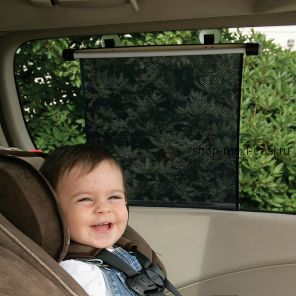 Рулонная шторка на окно автомобиля safety 1st roller shade