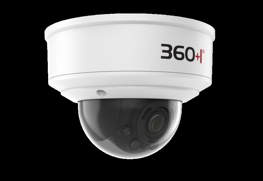 Модель 0120, 2 Мп IP-камера, моторизованный 2.7-13.5 мм, купольная, PoE