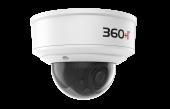 Модель 0143, 4 Мп IP-камера, моторизованный 2.7-13.5 мм, купольная, PoE