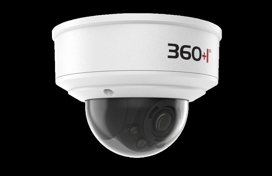 Модель 0307, 8мп IP-камера,моторизированная 3.6-11мм, купольная, PoE
