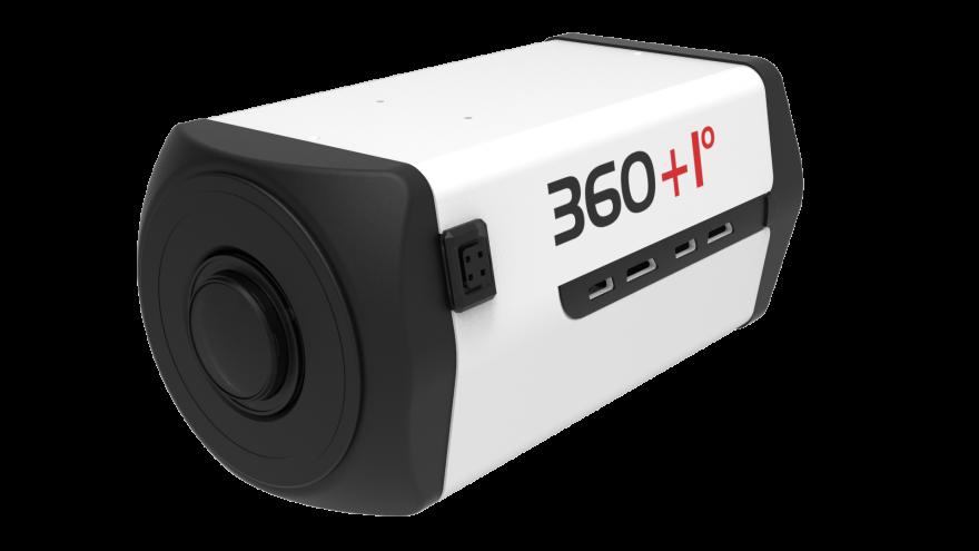 Модель 0158, 4 Мп IP-камера, моторизованный 2.7-13.5 мм, корпусная, PoE