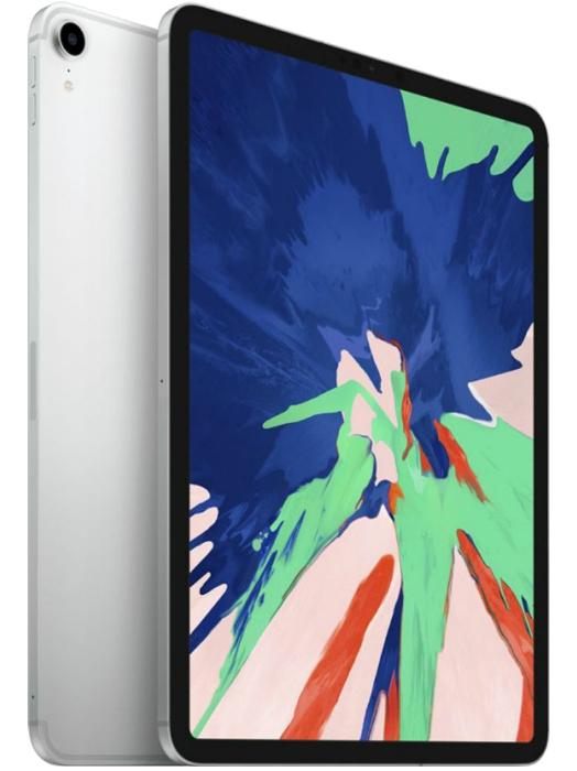 Планшет Apple iPad Pro 11 256GB Wi-Fi + Cellular Silver