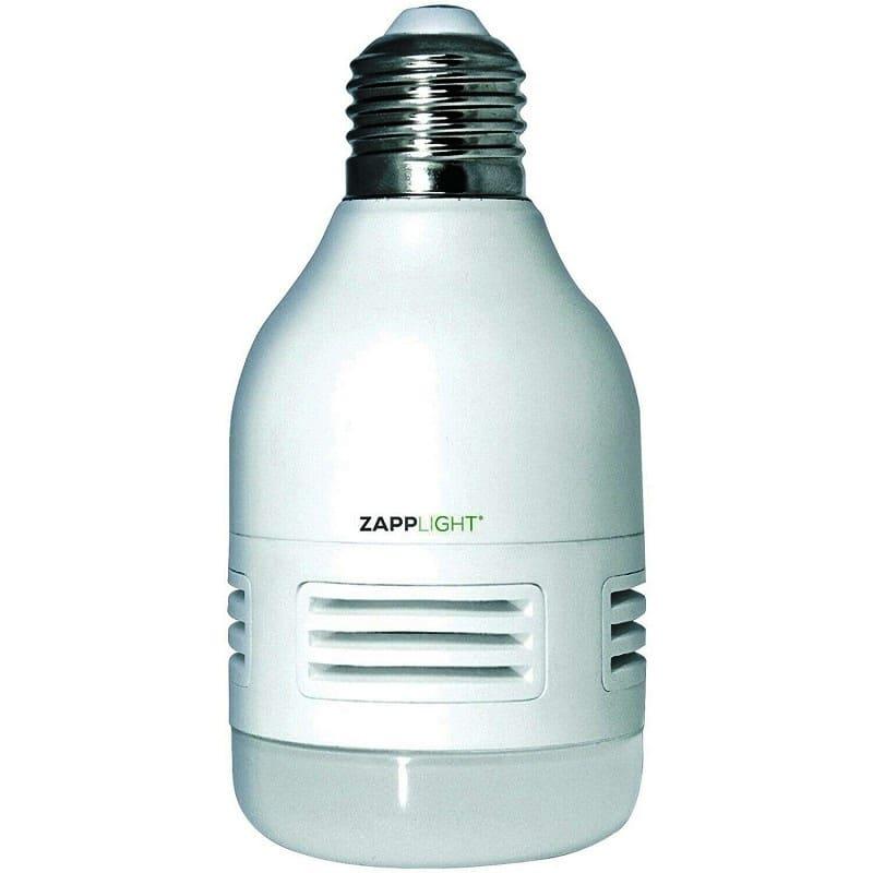 Лампочка-отпугиватель мышей и крыс Zapplight LED Light Bulb & Sonic Rodent Repeller