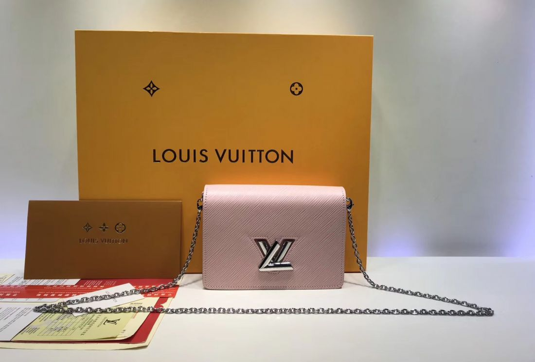 Louis Vuitton Twist Belt