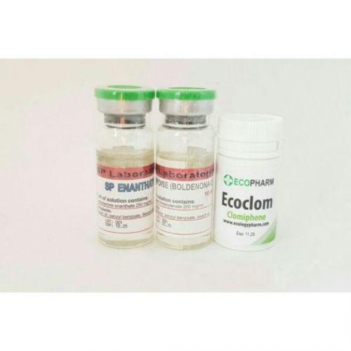 Курс на сушку болденон + тестотерон