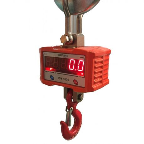 Весы крановые электронные ВЭК-2000 МИНИ (2000кг)